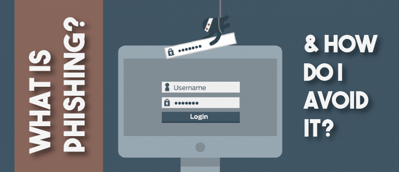What is phishing and how to avoid becoming a victim