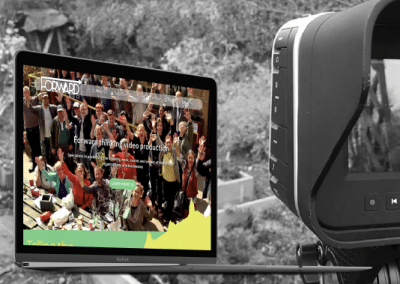 Forward Video Website Design