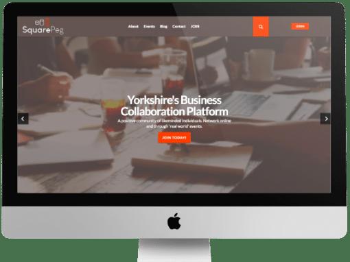 Square Peg Website Design