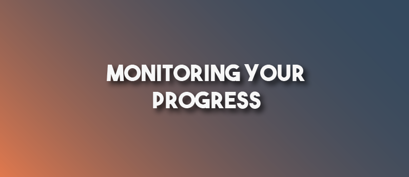 Monitoring Your Website Progress