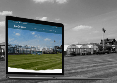 Brandy Carr Nurseries Web Design