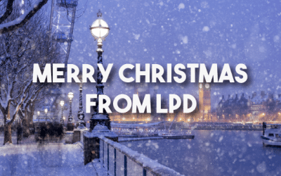 Merry Christmas From Liam Pedley Design
