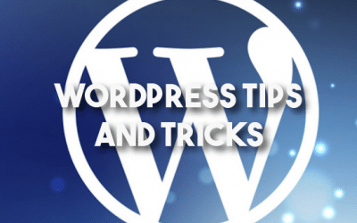 WordPress Tips, Tricks & Hacks