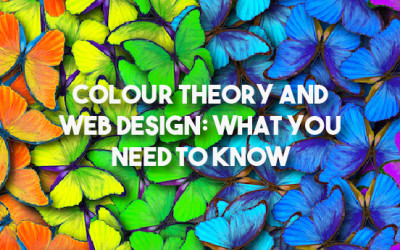 Colour Theory And Web Design: What You Need To Know
