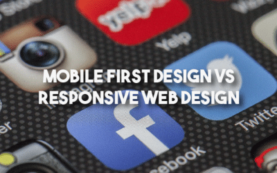 Mobile First Design vs Responsive Web Design