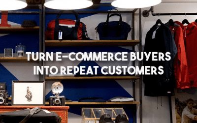 Turn E-Commerce Buyers into Repeat Customers