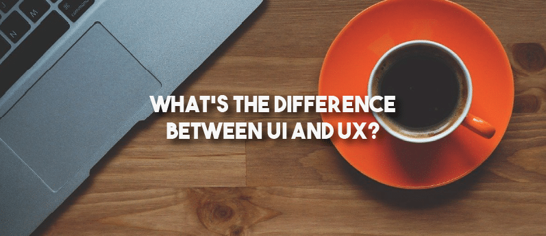 What is the difference between UI and UX design?