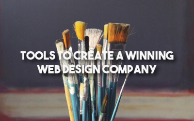 Tools to Create a Winning Web Design Company
