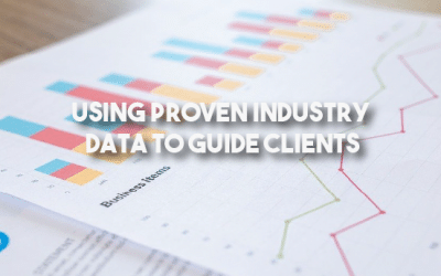 Using Proven Industry Data to Guide Clients