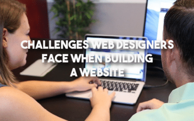 Challenges That Web Designers Face Building Websites
