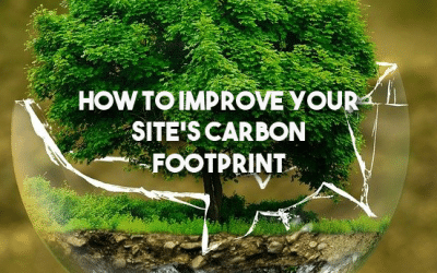 How to Improve Your Site's Carbon Footprint