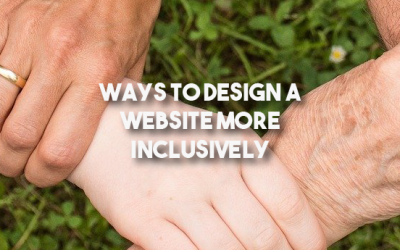 Ways To Design A Website More Inclusively