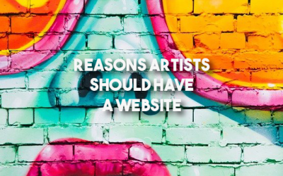 Reasons Artists Should Have a Website